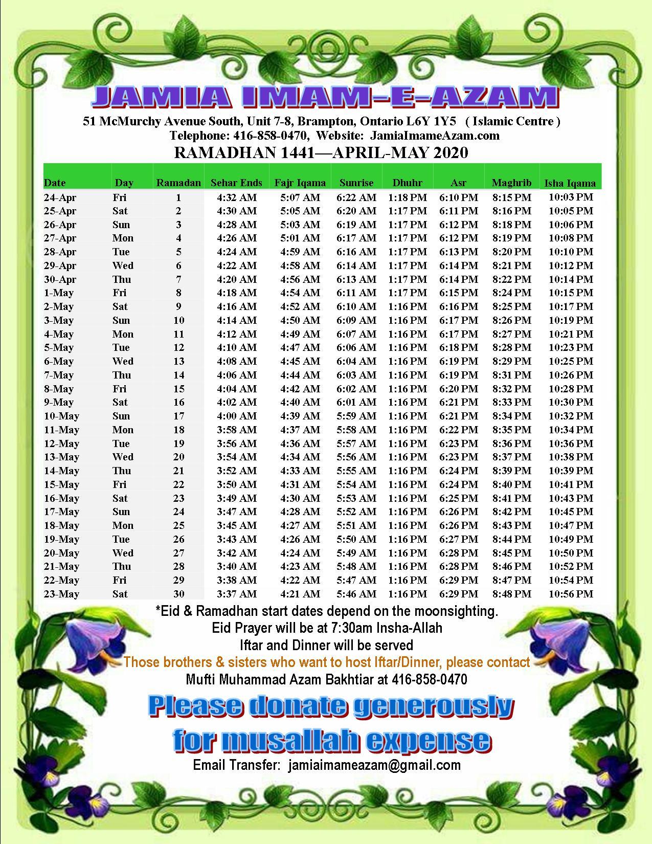 Jamia-Imam-eAzam-Ramadhan-Calender-2020-Final-Bold-Friday